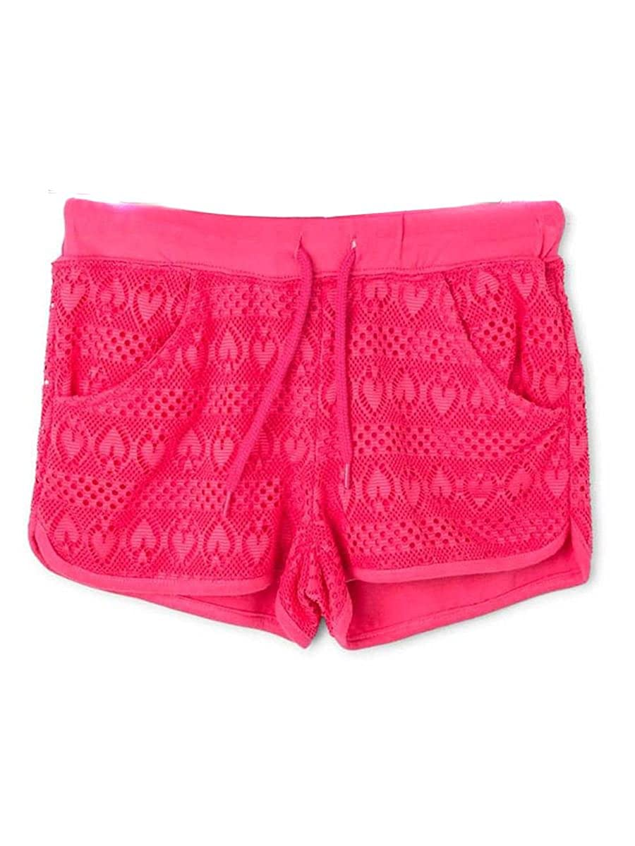 LOSAN SHORTS GIRLS Fucsia, 14 MainApps