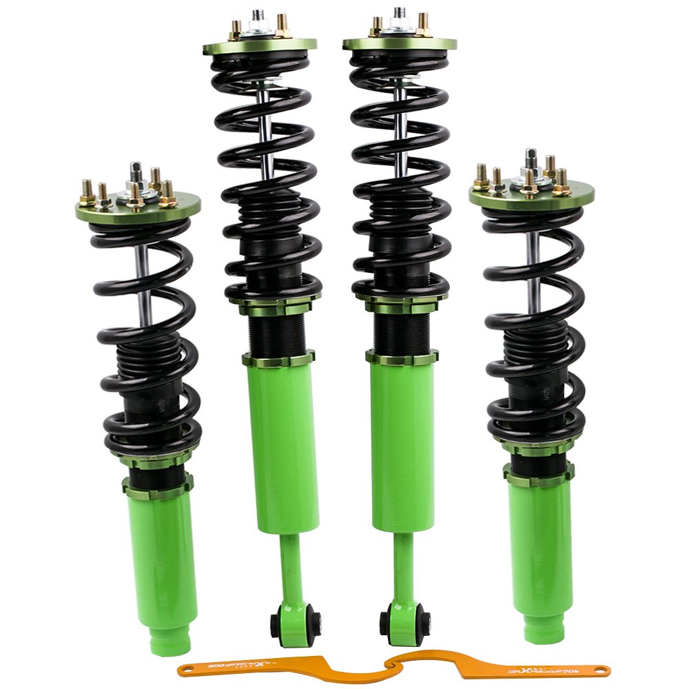 Full Assembly Coilovers Kit fits 2004-2008 Acura TSX 2003-2007 Accord Suspension Spring Shocks Absorber