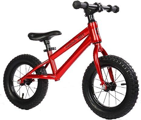 ZXDBK Bicicleta de Equilibrio, Aleación de Aluminio Bici Sin Pedales Bicicleta de Equilibrio Especial para Carreras Profesionales 2 3 4 5 6 Años Niños Niñas: Amazon.es: Deportes y aire libre