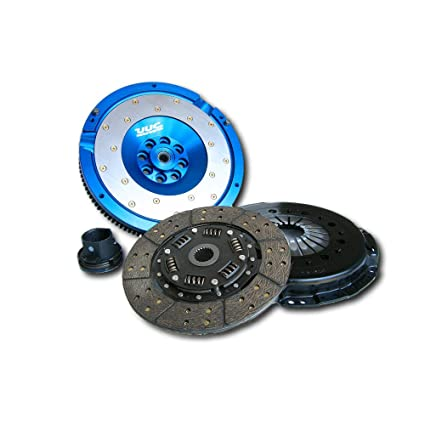 Amazon.com: Lightweight Flywheel and Performance Organic clutch kit for BMW E46 M3 6-speed.: Automotive