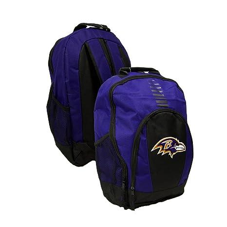 6aea5b47def Amazon.com : Baltimore Ravens 2014 Primetime Backpack : Sports ...