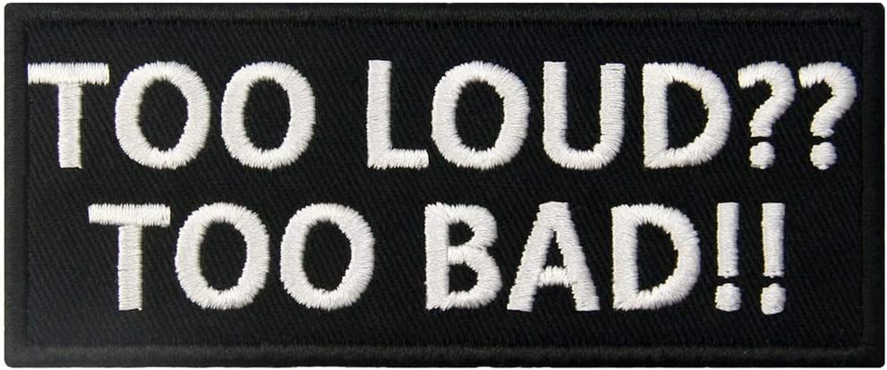 Bad Decisions Make Good Stories Embroidered Patch Tactical Moral Applique Iron On Sew On Emblem