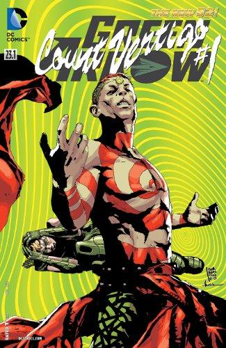 Green Arrow (2011-) #23.1 Featuring Count Vertigo