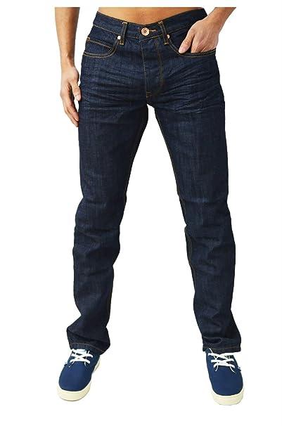Zico fina de pantalones vaqueros para hombre se debe lavar a ...