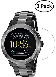 Fossil Smartwatch Analogico para Unisex de Procesador con Correa ...