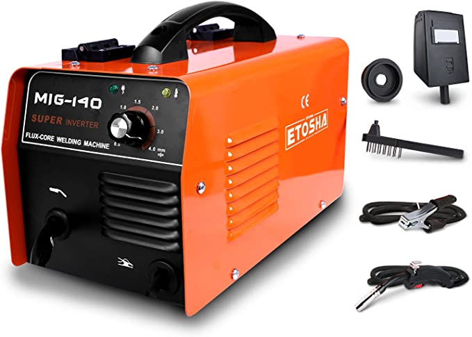 Tools & Equipment Eastwood 90 Amp Flux Core Welder With Gloves ...
