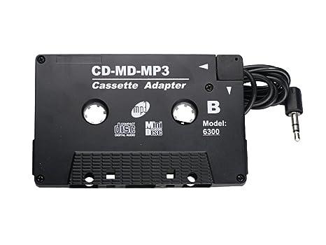 Avalva 6300 Adaptador estereo para radio cassette de coche