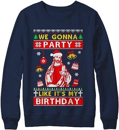 Amazon.com: centurytee Unisex We Gonna Party Like it s My ...