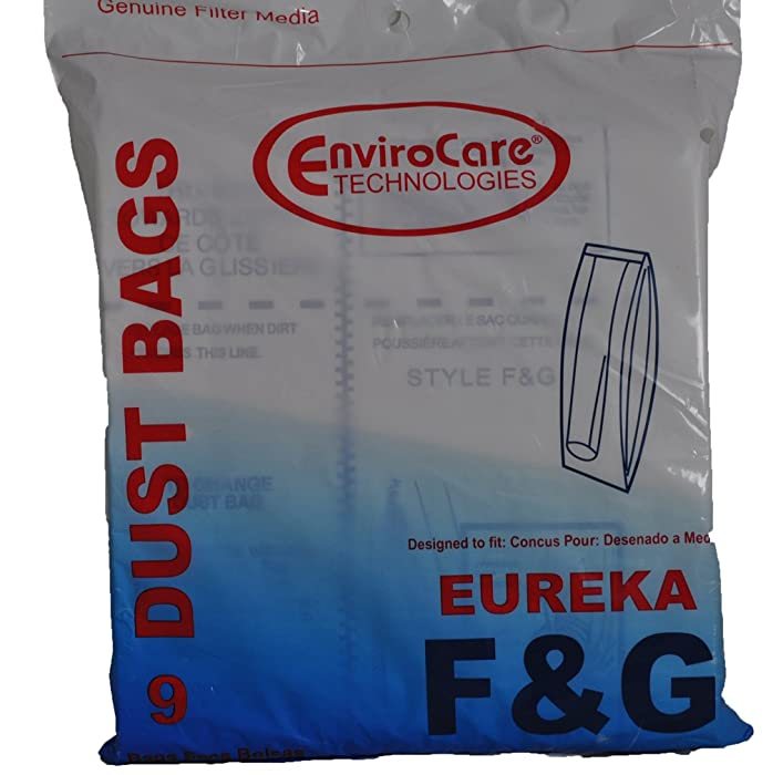 Top 7 Eureka F And G Vacuum Bags Upright