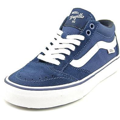 Vans TNT SG Men US 6.5 Blue Sneakers 536ae861d