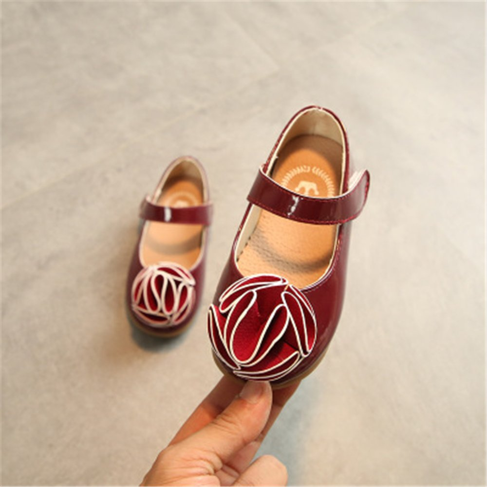 Gentlemen/Ladies Queena Wheeler Girls Shoes Flat Leather Baby Shoes Shoes Shoes Elegant high Quality Children Kids Shoes Toddlers excellent quality Stylish and charming buy online BH11790 f3a1dd