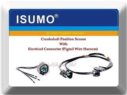 Amazon com: MD349080 Engine Crankshaft Position Sensor With