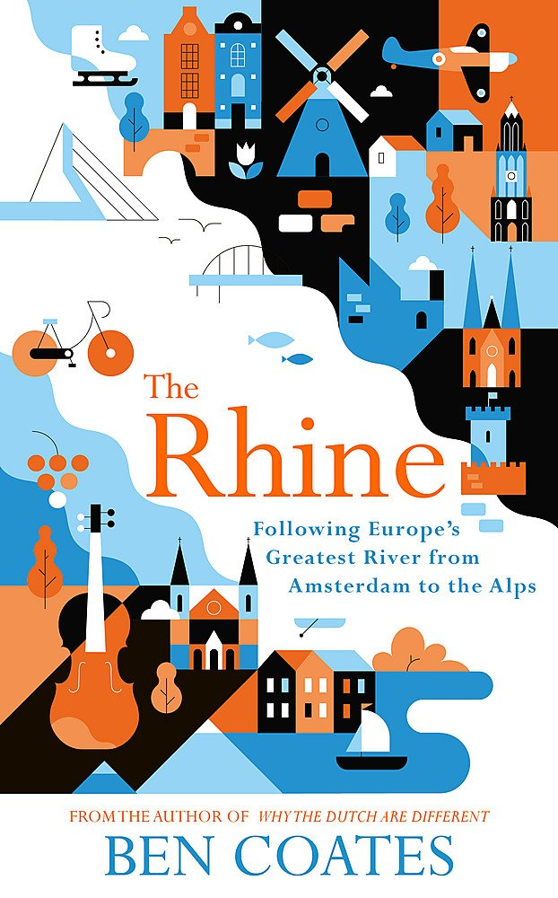 Rhine Following Europes Greatest Amsterdam product image