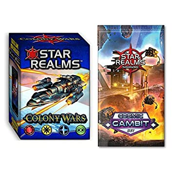 Colony Wars White Wizard Games Star Realms