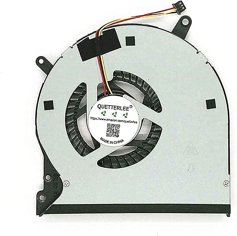 QUETTERLEE Replacement New CPU Cooling Fan for DELL XPS15 XPS 15 L521x Series AB08505HX09Q300 Fan