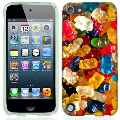 Apple iPod Touch 6 Generation Case, Gummy Bears Cover for Apple iPod Touch 6 Generation Phone