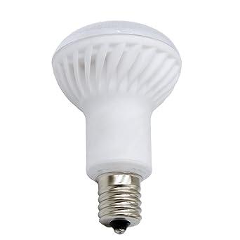 Intermediate Base Led Light Bulbs: Ashialight LED E17 Bulb,Soft White,40 Watt Intermediate Base Bulb,500lm,,Lighting