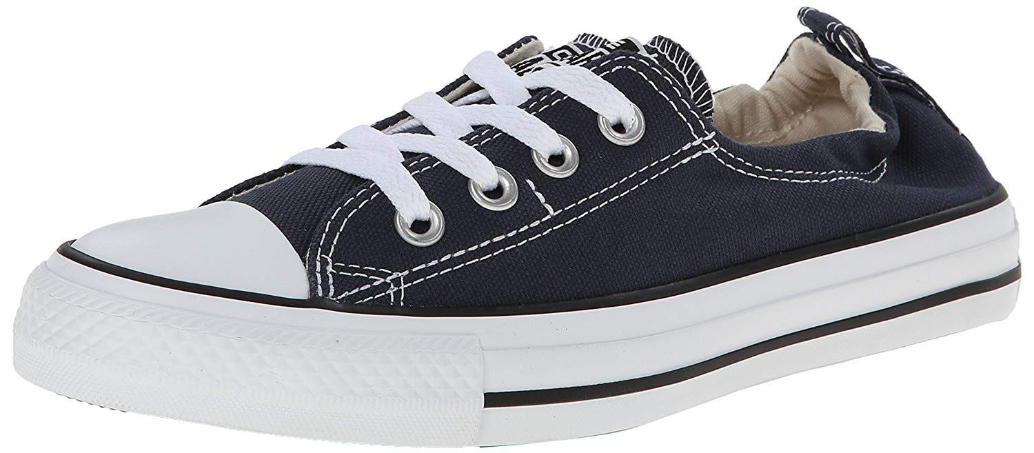 Converse Chuck Taylor All Star Shoreline Navy Lace-Up Sneaker - 9 B(M) US