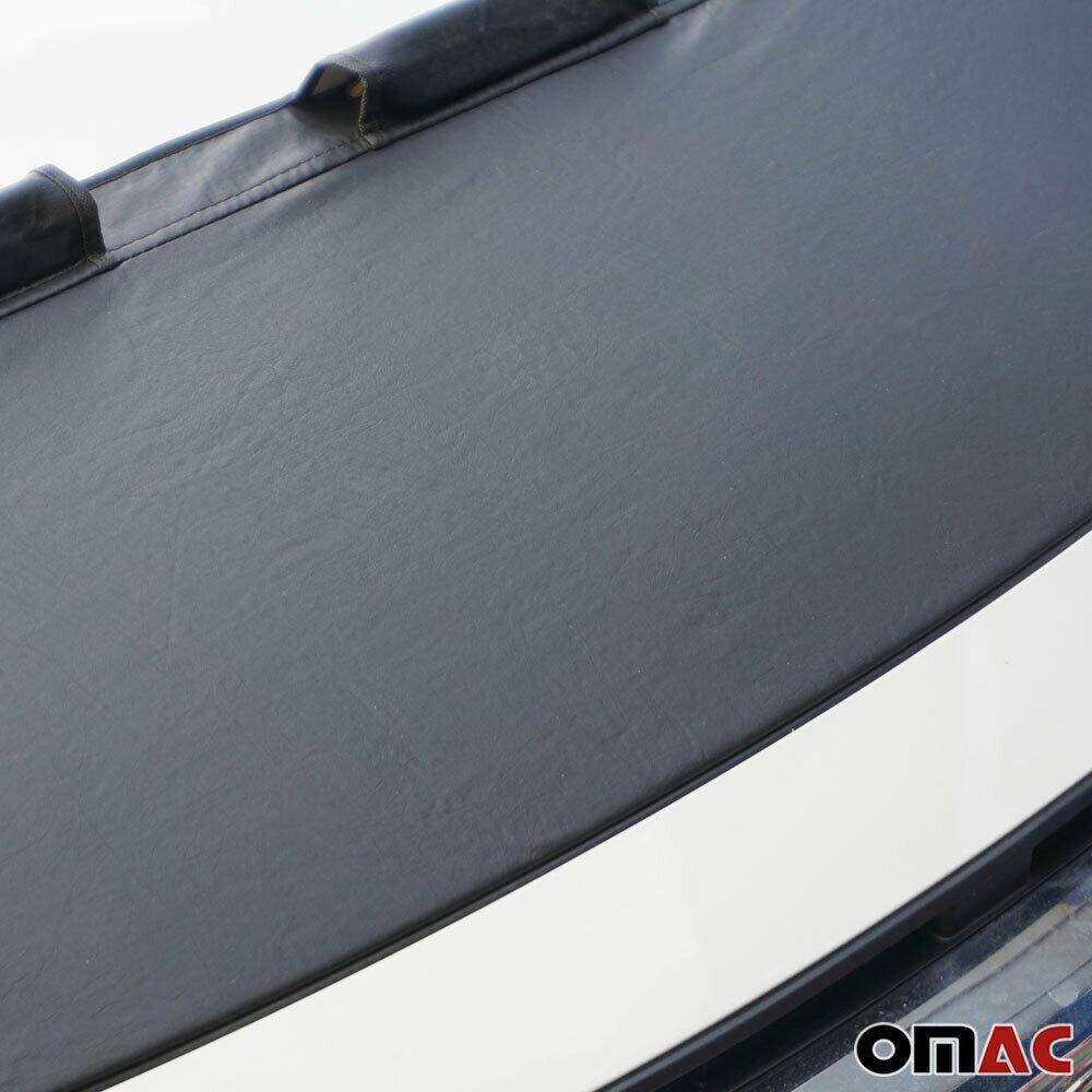 Haubenbra Bonnet Bra f/ür Clio IV Tuning ab 2012 Steinschlagschutzmaske
