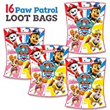 Paw Party Favors - 16 of each Item - 16 Mini Paw