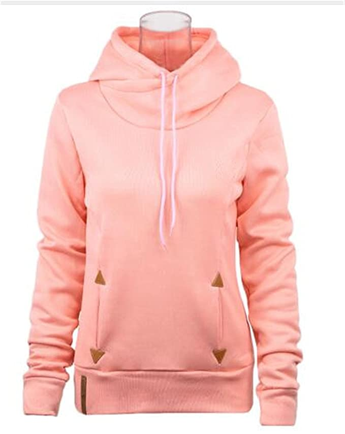 Amazon.com: B Dressy Women Hoodies Self-Tie Pockets Pullover Hooded Loose Tops Hoodie For Women Sudaderas Mujer GreenLarge: Clothing