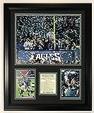 Legends Never Die NFL Philadelphia Eagles Super Bowl 52 Champions Photo Collage, Team Color, 18 x 22