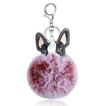 Wuxingqing Keychian Accesorios de la joyería de la Bola del ...