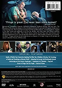Fringe: Season 3 by Warner Home Video