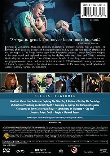 Buy fringe dvd season 2 complete