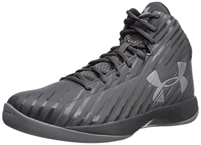 86114e01eb3 Under Armour Men s Ua Jet Mid Basketball Shoes  Amazon.co.uk  Shoes ...