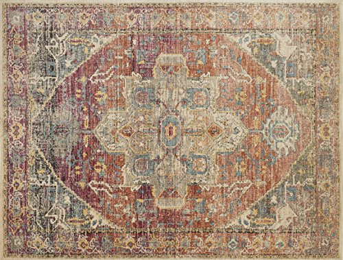 Loloi   JV-08  Javari Collection  Distressed Modern  Area Rug  12