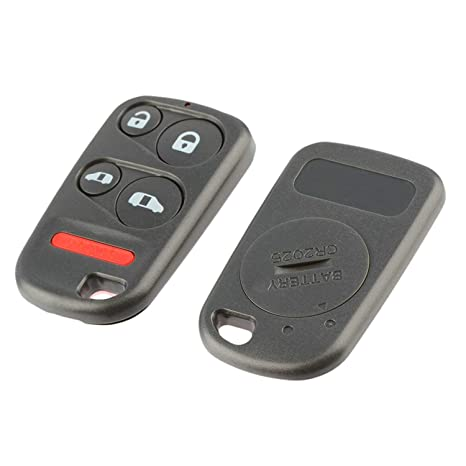Replacement Remote Car Key Shell Case Fob for Honda Odyssey 2001-2004 Parts & Accessories Dash Cams, Alarms & Security