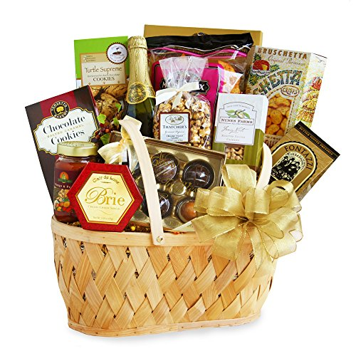 California Delicious Winner's Circle Gift Basket