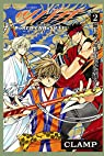Tsubasa World Chronicle, tome 2 par Clamp