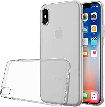 Funda de silicona para Apple iPhone X/iPhone 10 con 5.8 pulgadas ...