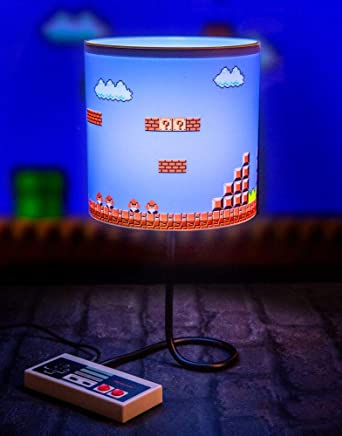 Nintendo Super Mario Bros Lamp