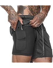 Amazon.co.uk: Shorts - Compression Base Layers: Sports