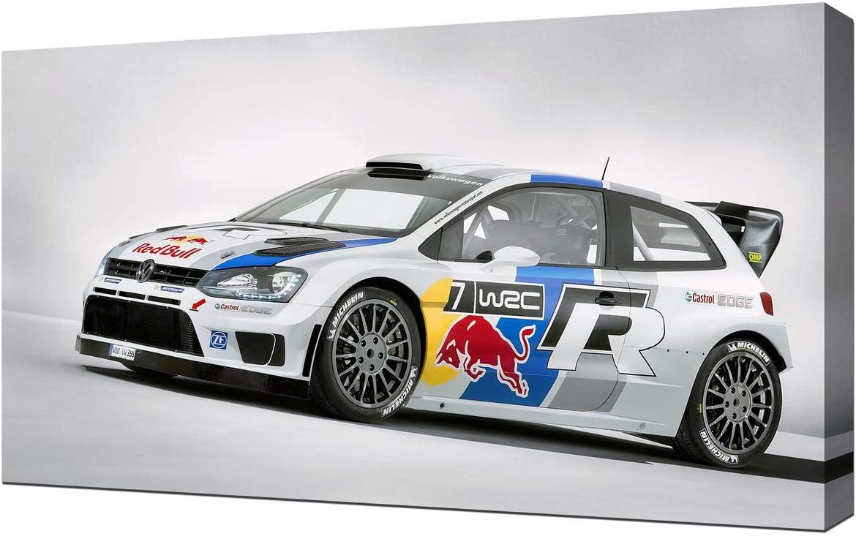 Lilarama 2013-Volkswagen-Polo-R-WRC-V1-1080 - Lienzo con impresión ...