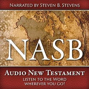 NASB Audio New Testament Audiobook