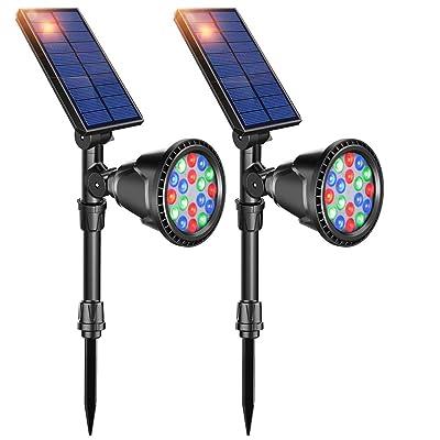 DBF Solar Lights Outdoor