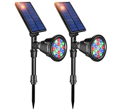 DBF Solar Lights Outdoor