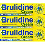 Brulidine Cream 25g x 3 Packs