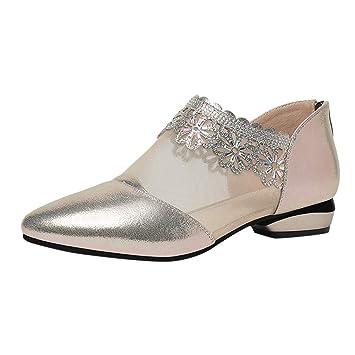 7a10be302919 Amazon.com: Jiayit Women's Shoes for Women Fashion Casual Solid ...