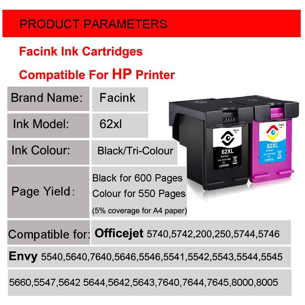 Facink remanufacturado para cartuchos de tinta de alto rendimiento ...