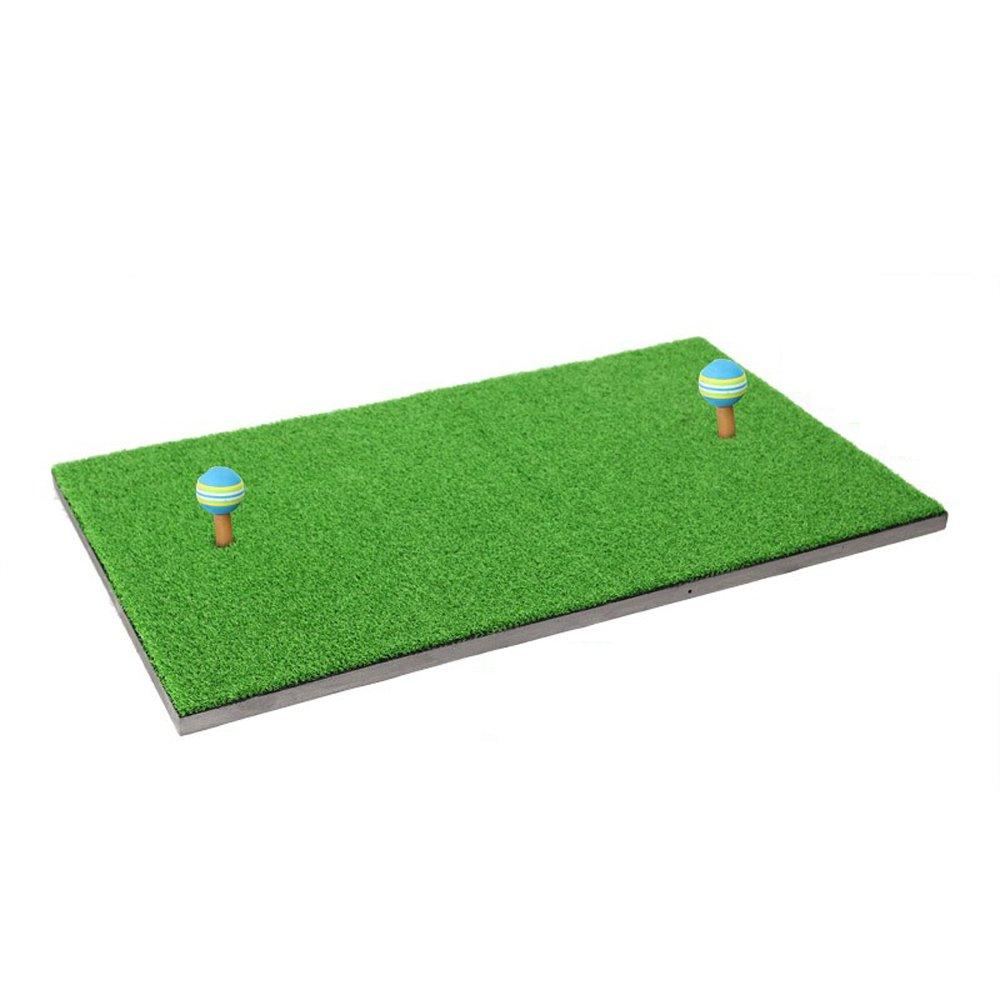 ゴルフヒットパッド70 40 cmインドア個人用スイング練習マットDo Not Fall Grass Good Sense of Truth簡単に移動  B B0779RF5FX