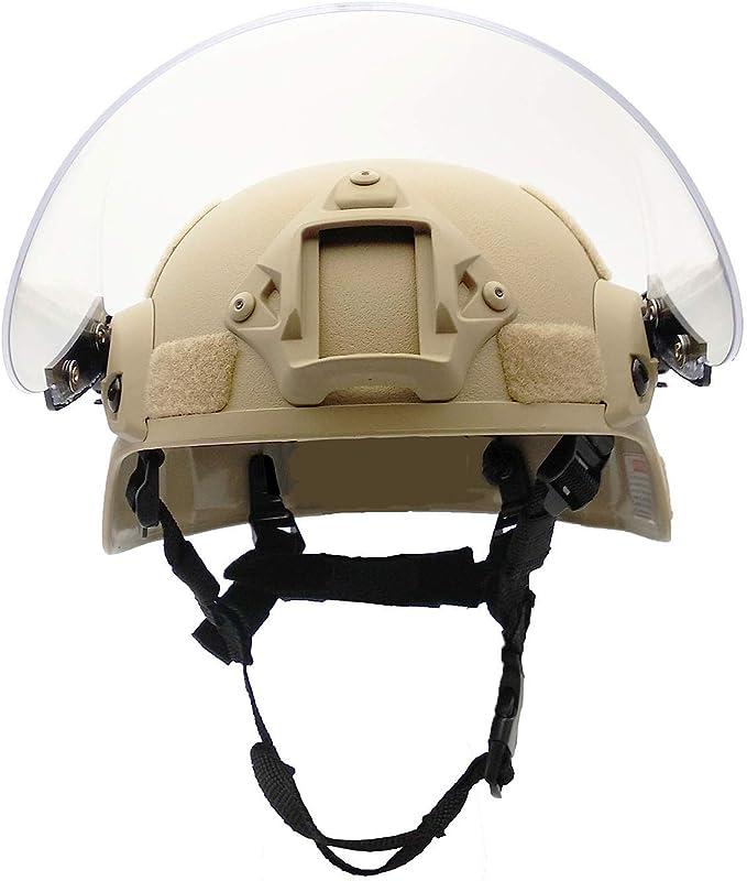 WTZWY Taktische MSA ACH Typ Helm Seitenschiene f/ür ACH Mich 2001 2000 2002 Helm Taktisches Zubeh/ör