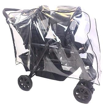 Amazon.com: Sasha - Funda para cochecito de bebé Chicco ...