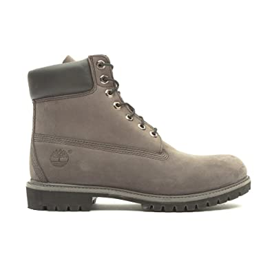 timberland 6 inch premium boots 6609a grey