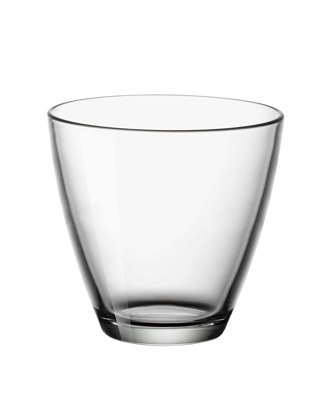 Clear Bormioli Rocco Zeno Beverage Glass Set of 12