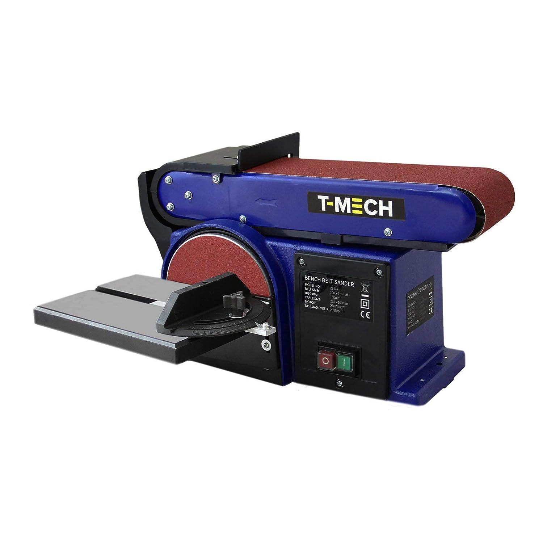 500W 230V Ponceuse /à Disque pour Travaux Lourds Ajustables /Électrique Pon/çage